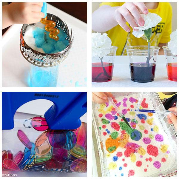 Best Science Activities For Preschoolers Collage