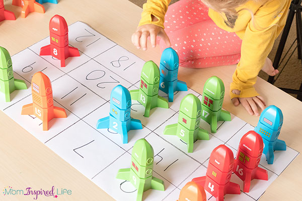 Hands-on number activities that kids will love!