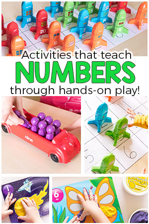 hands on learning activities for preschoolers on number activities for preschoolers 188