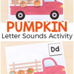 Printable Pumpkin Alphabet Activity
