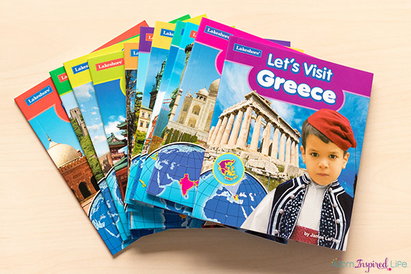 Children around the world books for teaching diversity and social studies in the classroom.