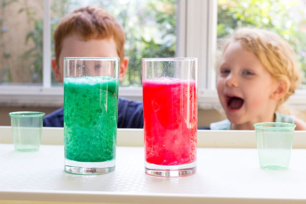 An amazing Christmas science experiment that is always a hit with the kids.