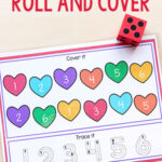 Heart Roll and Cover Mats