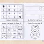 Interactive mini books that teach number sense.