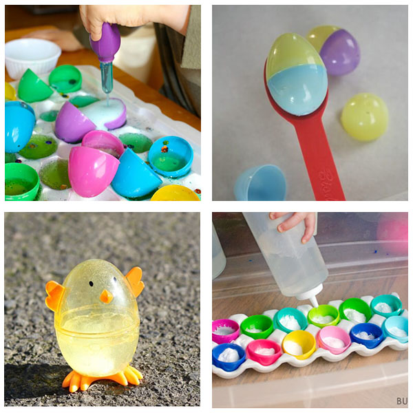 Super fun Easter STEM activities.