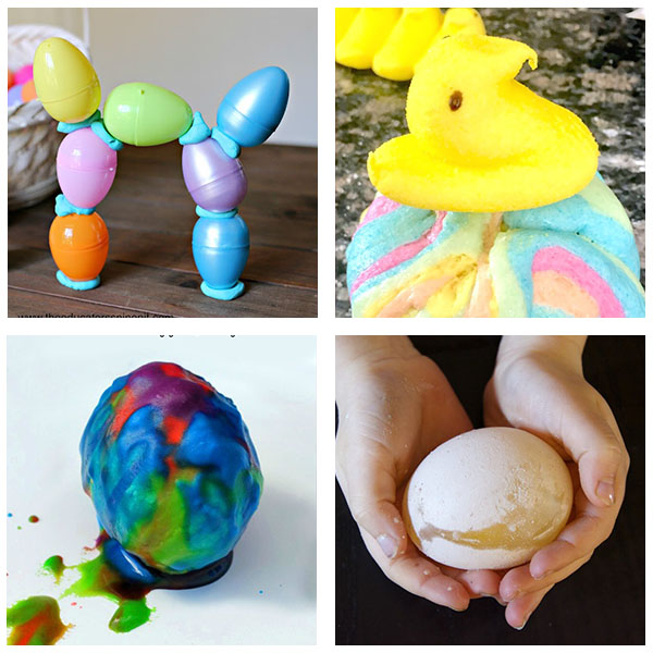 Science and STEM activities for Easter.