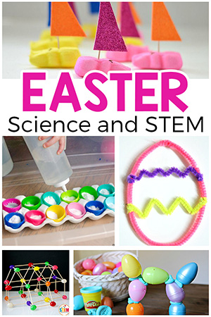 Easter Science Activities