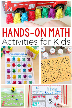 hands on learning activities for preschoolers preschool math activities that are 188