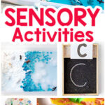 Sensory Play Activities and Sensory Bins