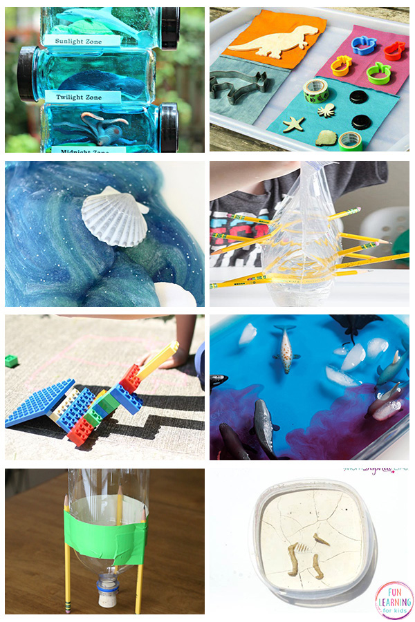 Awesome summer science and STEAM activities for kids.