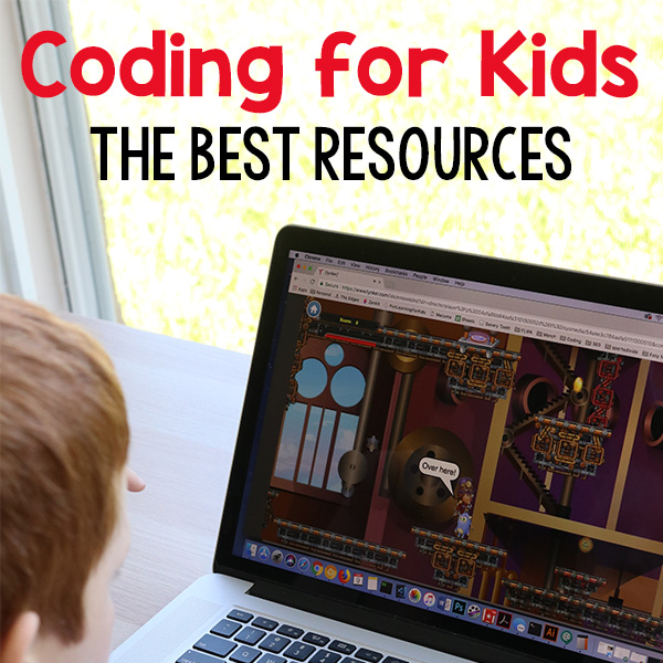 Coding for Kids. The best resources for kids learning to code.