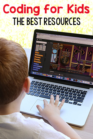 Resources for Coding for Kids