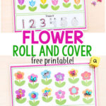 Spring Flower Roll and Cover Mats
