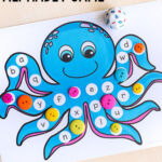 Octopus Alphabet Game