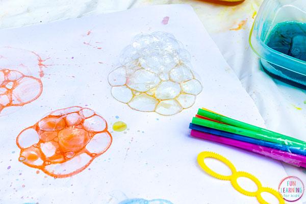 A fun summer art project for kids!
