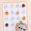Pumpkin themed differentiated math games for you fall centers.