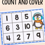 Penguin Count and Cover Counting Activity