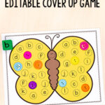 Butterfly Cover Up Alphabet Activity
