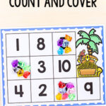 Pirate Count and Cover Numbers Activity