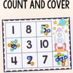 Space Count and Cover Counting Activity