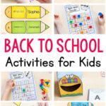 Back to School Theme Activities