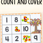 Fall Count and Cover Numbers Activity